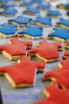 The tastiest and easiest to work with sugar cookies. Plus--tips on royal icing!
