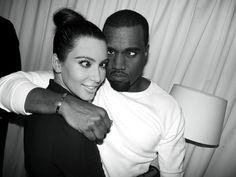 itslightninghearts Kim Kardashian Kanye West, Kardashian Jenner, Kim And Kanye, Celebrity Portraits, Celebrity Couples, Celebrity Photos, Cutest Couple Ever, Cutest Couples, Celebs