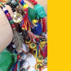 Bracelets Plumy, Les Facéties de Tony