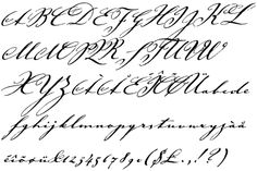 Based on the handwriting of an educated person of the century. Slab Serif, Mystery Novels, Typography Quotes, Handwriting, 18th Century, Calligraphy, Lettering, Artwork, Scarlet