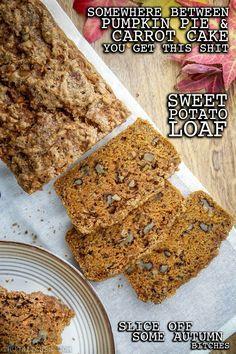 Sweet Potato Loaf