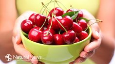 Discover how tart cherries reduce the uric acid levels in the blood. They also help to reduce inflammation in the joints due to arthritis and gout.