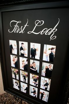 Seriously adorable. Look at the whole thing. This wedding is BEAUTIFUL!!!!