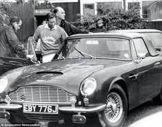 Prince Charles' 1969 Aston Martin Volante DB6 MKII, given to him by the Queen on his 21st birthday, is one of the rarest Aston Martins ever made, with only 12 thought to have been produced