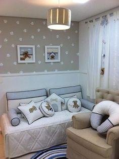 ideas dogs bed ideas for bedroom Baby Nursery Decor, Baby Bedroom, Baby Boy Rooms, Baby Boy Nurseries, Baby Decor, Nursery Room, Kids Bedroom, Bedroom Decor, Luxury Nursery
