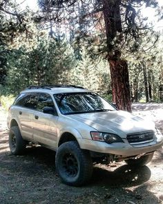 Save by Hermie Subaru Outback Lifted, Subaru Outback Offroad, Lifted Subaru, Subaru Wagon, Shooting Brake, 4x4 Off Road, Subaru Forester, Impreza, Camping