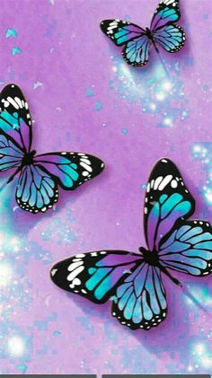 Aesthetic🦋☁ ⛓🔗🧷 | Butterfly Wallpaper Iphone, Pretty