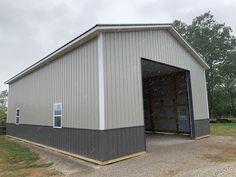 Pole Barn, Ohio.
