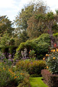 Beautiful Irish garden, from Victoria magazine