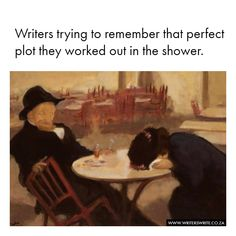That Perfect Plot - Writers Write Writer Memes, Book Memes, Stupid Funny Memes, Funny Relatable Memes, Hilarious, Writing Problems, A Writer's Life, Book Writing Tips, Writing Prompts
