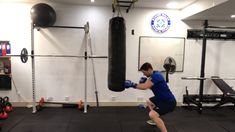 Workout 4/6 of our introductory series of boxing workouts. The post Boxing at home workout 1.3 appeared first on FOGOLF.