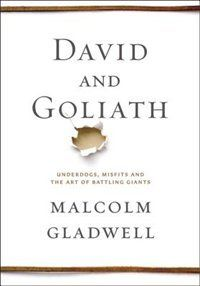 Drawing upon psychology, history, science, business, and politics, DAVID AND GOLIATH is a beautifully written book about the mighty leverage of the unconventional. Millions of readers have been waiting for the next Malcolm Gladwell book. That wait is over.