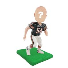 The Chicago Bears shop is the best place to buy official gear. Jessica Lee  · NFL Bobblehead 4966c4ba2