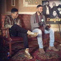 Hakeem & Jamal from Empire