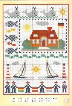 Gallery.ru / Photo # 1 - Burda Special-230 color motifs for cross stitch - Orlanda