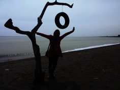 Still at gondoriah beach