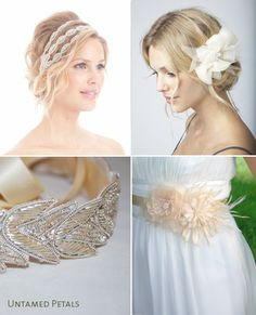 Wedding belts and sashs - Read more on One Fab Day: http://onefabday.com/stuff-love/