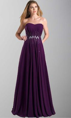 Purple Strapless Sweetheart chiffon Lone Prom Dresses KSP106 Sequin Prom  Dresses 56ba8d7d9