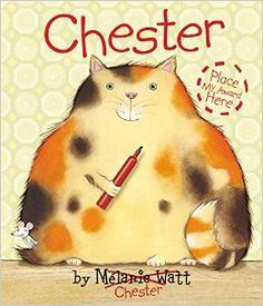 Les idées de Mme Roxane!: Chester!
