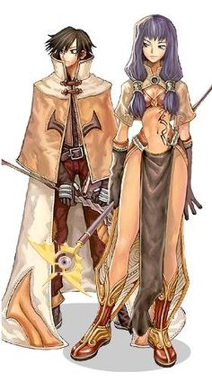 Anime Mage | Ragnarok Online