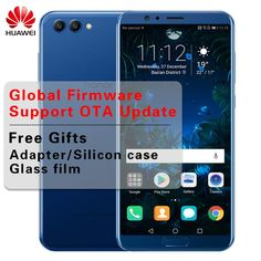 Global Firmware Huawei Honor View 10 Smartphone Kirin 970 Octa Core NFC inch Android Dual Back Camera Car Bluetooth, Bluetooth Headphones, New Phones, Mobile Phones, Camera Prices, Smartphone, Cell Phone Plans, Back Camera, How To Run Faster