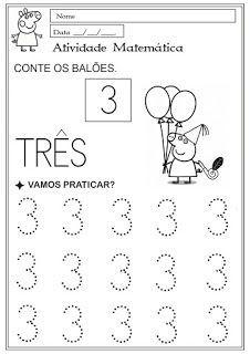 Educacao Infantil Facil Atividades Peppa Pig Educacao Infantil