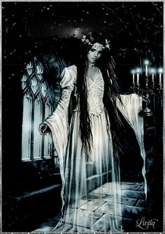 † ✙  SCARY HALLOWEEN!!! ✙ †  WITCHES, GHOSTS AND FOGGY NIGHTS......