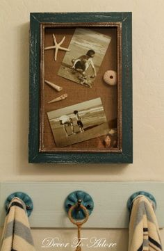 Bathroom hook~ no more towels on the floor! Decor To Adore
