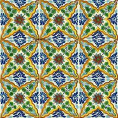 Decorative Mexican Tiles Mesmerizing Mexican Tile Lots  Плитка  Pinterest Design Inspiration