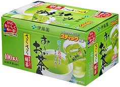 Ito En Oi Ocha Japanese Green Tea, Macha blend, pack of 100 [Japan Import] Ito En http://www.amazon.com/dp/B000KTB59Q/ref=cm_sw_r_pi_dp_zd9dwb0A5JRN5