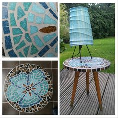 Mosaik Upcycling