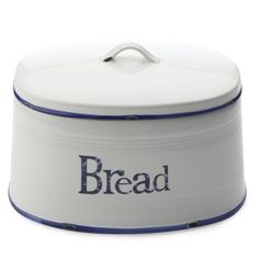Maxwell and Williams Rustica Bread Bin Blue Bread Bin, Ecommerce Solutions, Dinner Sets, Rice Cooker, Kitchen Organization, Coffee Cans, Kitchen Appliances, Kitchens, Tea Tins
