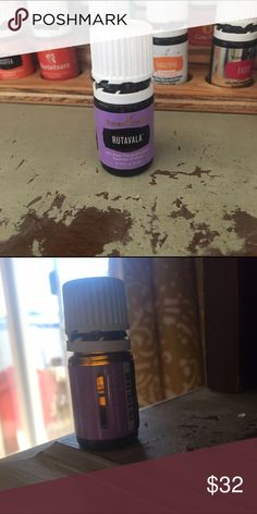 Young Living Rutavala Opened, a little more then 1/2 left Other
