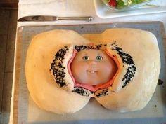 30 gâteaux qui vous rappelleront que l'accouchement c'est dégueulasse