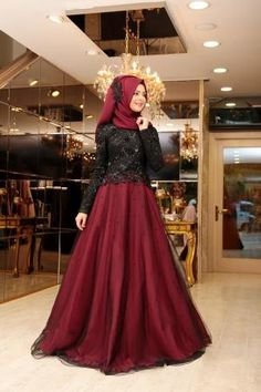 28 New Ideas Fashion Dress Party Hijab Pakistani Fashion Party Wear, Pakistani Dresses Casual, Indian Gowns Dresses, Shadi Dresses, Prom Dresses With Sleeves, Muslim Fashion, Hijab Fashion, Muslim Evening Dresses, Hijab Evening Dress