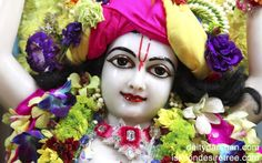 To view Gaurachandra Close Up Wallpaper of ISKCON Chicago in difference sizes visit - http://harekrishnawallpapers.com/sri-gaurachandra-close-up-wallpaper-009/