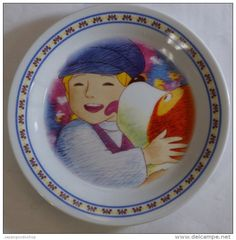 Plate : A Dog of Flanders ( Nippon Animation ) http://www.japanstuff.biz CLICK THE FOLLOWING LINK TO BUY IT ( IF STILL AVAILABLE ) http://www.delcampe.net/page/item/id,351179330,language,E.html
