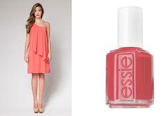 El color coral marca tendencia también en los esmaltes de essie | essie blog