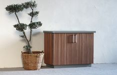 CUBIC Outdoor-Sideboard Outdoor Lounge, Outdoor Living, Outdoor Decor, Outdoor Storage, Sideboard, Cushions, Outdoor Furniture, Plants, Schmidt