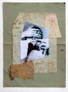 W. Strempler, collage