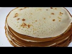 Crepes, Cake Recipes, Deserts, Make It Yourself, Cooking, Breakfast, Ethnic Recipes, Sweet, Pizza