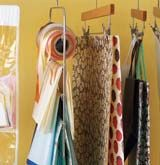 New Uses for Things in Your Closet  Surprising tricks for keeping clutter under control.
