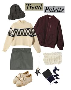 """November Daily Outfit Vol.2"" by jihappy2002 ❤ liked on Polyvore featuring Sam Edelman and Bloomingville"