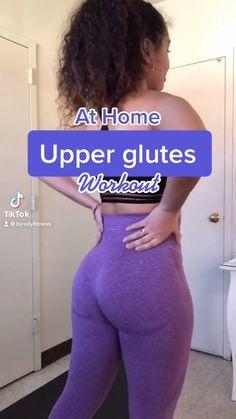 Leg And Glute Workout, Buttocks Workout, Full Body Gym Workout, Summer Body Workouts, Gym Workout Videos, Gym Workout For Beginners, Fitness Workout For Women, Gym Workouts, At Home Workouts