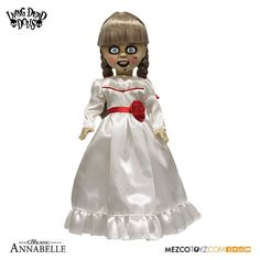 Living Dead Dolls Puppe Annabelle 25 cm - The Conjuring
