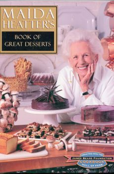 What else do I need to say--It's Maida Heatter! Maida Heatter's Book of Great Desserts. Baking Cookbooks, Dessert Cookbooks, Best Cookbooks, Vintage Cookbooks, Chocolate Icing, Chocolate Cupcakes, Great Desserts, No Bake Desserts, Dessert Book