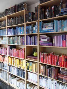 Regenboog Boekenkast - Goed idee voor al mijn prentenboeken!