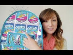 Dang it! I want to do this and I don't even like Caprisun! lol :)  Caprisun Backpack How-to, DIYer For Life