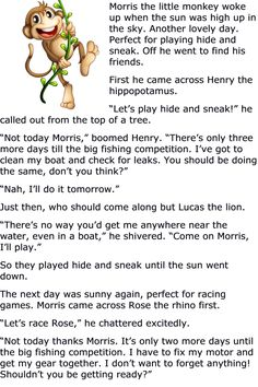 Free Childrens Moral Story-1