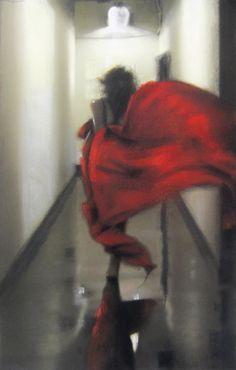 Om par Joan Côté, artiste présentement exposée aux Galeries Beauchamp. www.galeriebeauchamp.com